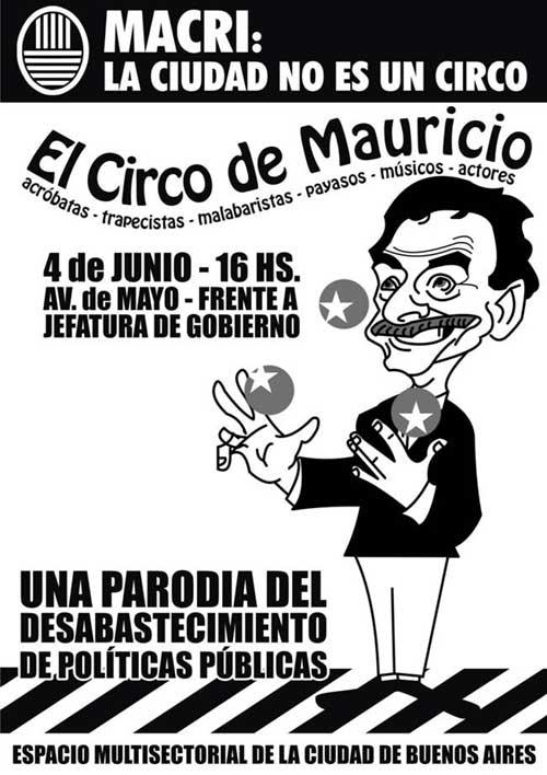 El circo de Mauricio