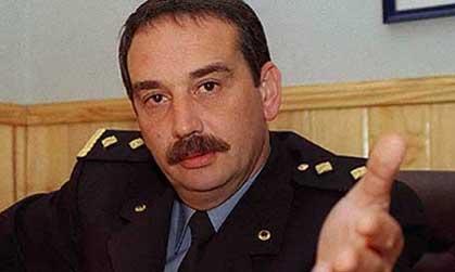 """Comisario Jorge """"El Fino"""" Palacios"""
