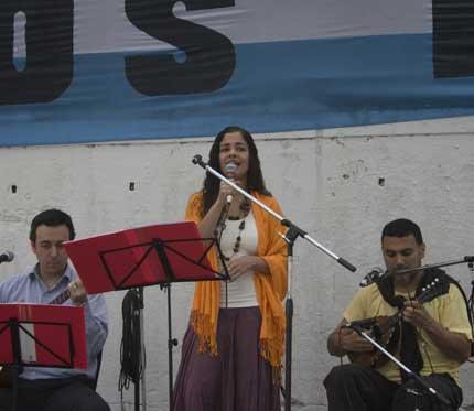 Festival Oso Cisneros