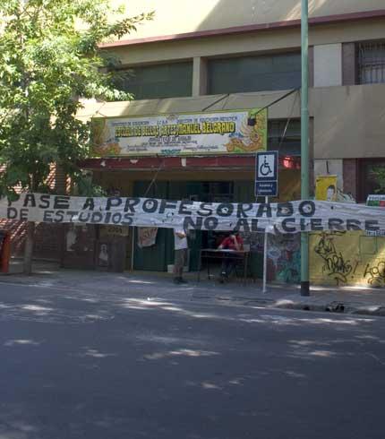 Escuela Bellas Artes Belgrano